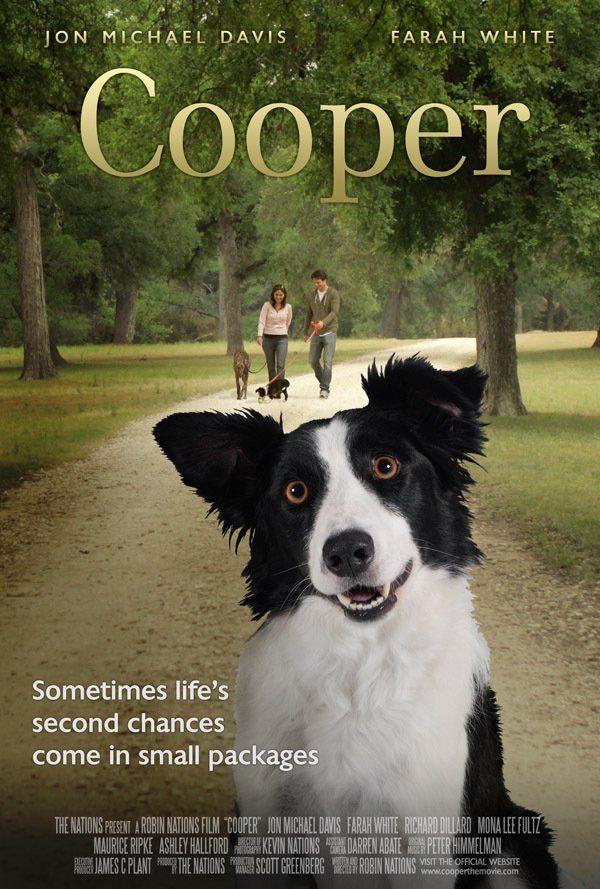 "Cute, heartwarming film ""Cooper"" aka ""Angel Dog"