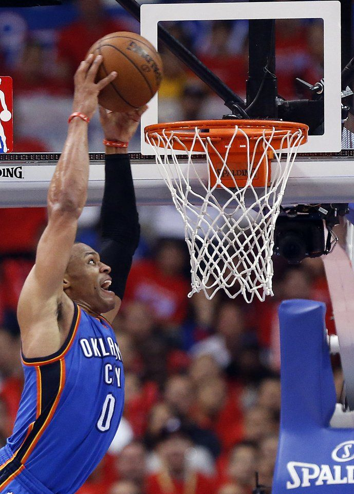 OKC Thunder Thunder takes wild Game 3, beats Clips 118