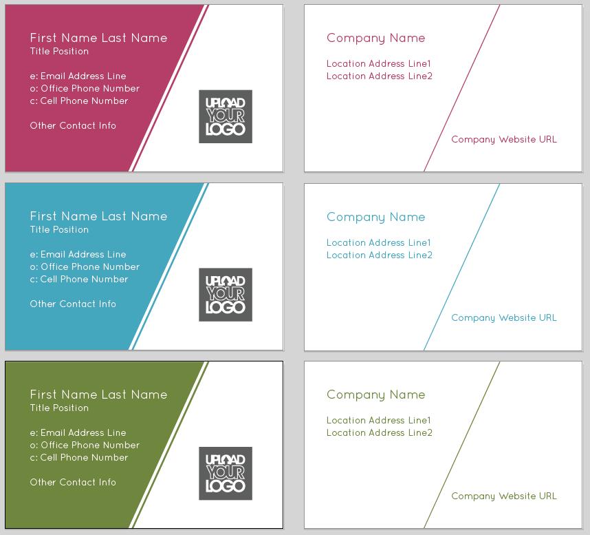 Angular Lines #Business #Card #Template   Design Tool Templates ...