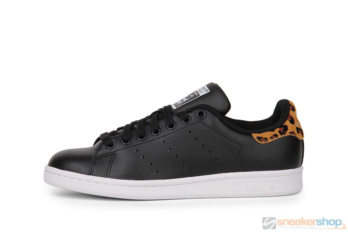 Adidas Stan Smith W (Core BlackCore BlackFtwr White