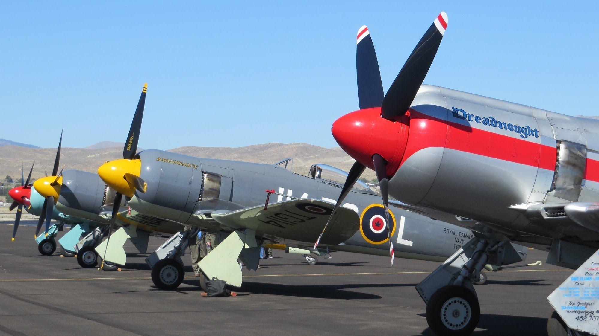 "2014 Reno Air Races ""The Arrivals"" Reno air races, Air"