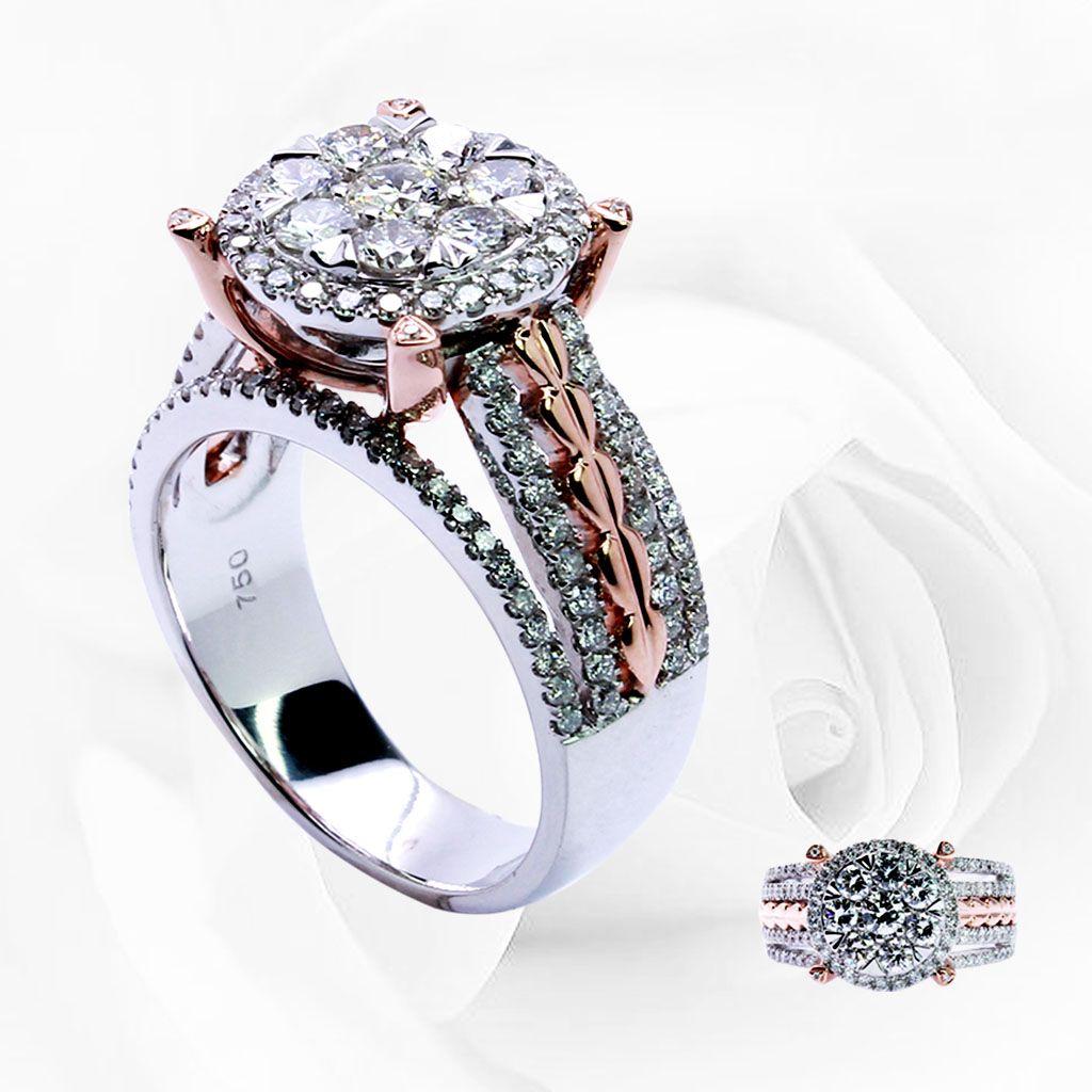 Cincin Berlian Adalah Perhiasan Yang Sangat Mewah Tak Heran Kalau Berlian Memiliki Harga Yang Tinggi Membeli Dan Menyimpannya P Cincin Berlian Cincin Berlian