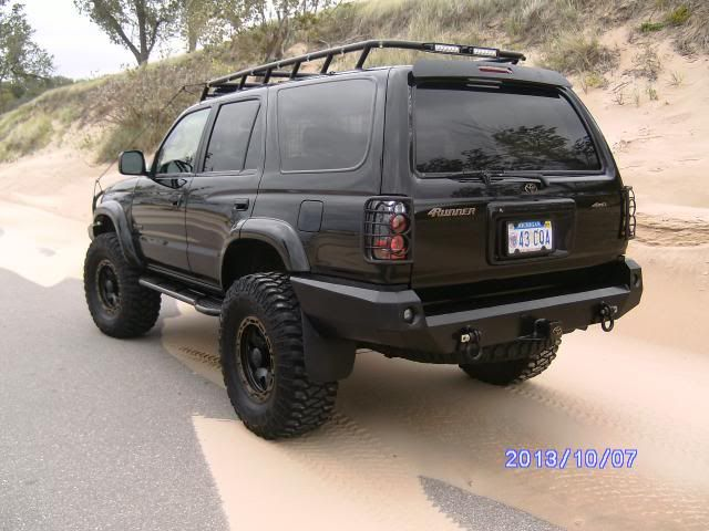 Diy Roof Rack Seanz0rz S Low Profile Rack Page 8 Roof Rack 3rd Gen 4runner Toyota Surf