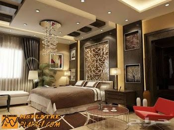 Chambre mariage false ceiling designs pinterest for Decoration plafond chambre a coucher