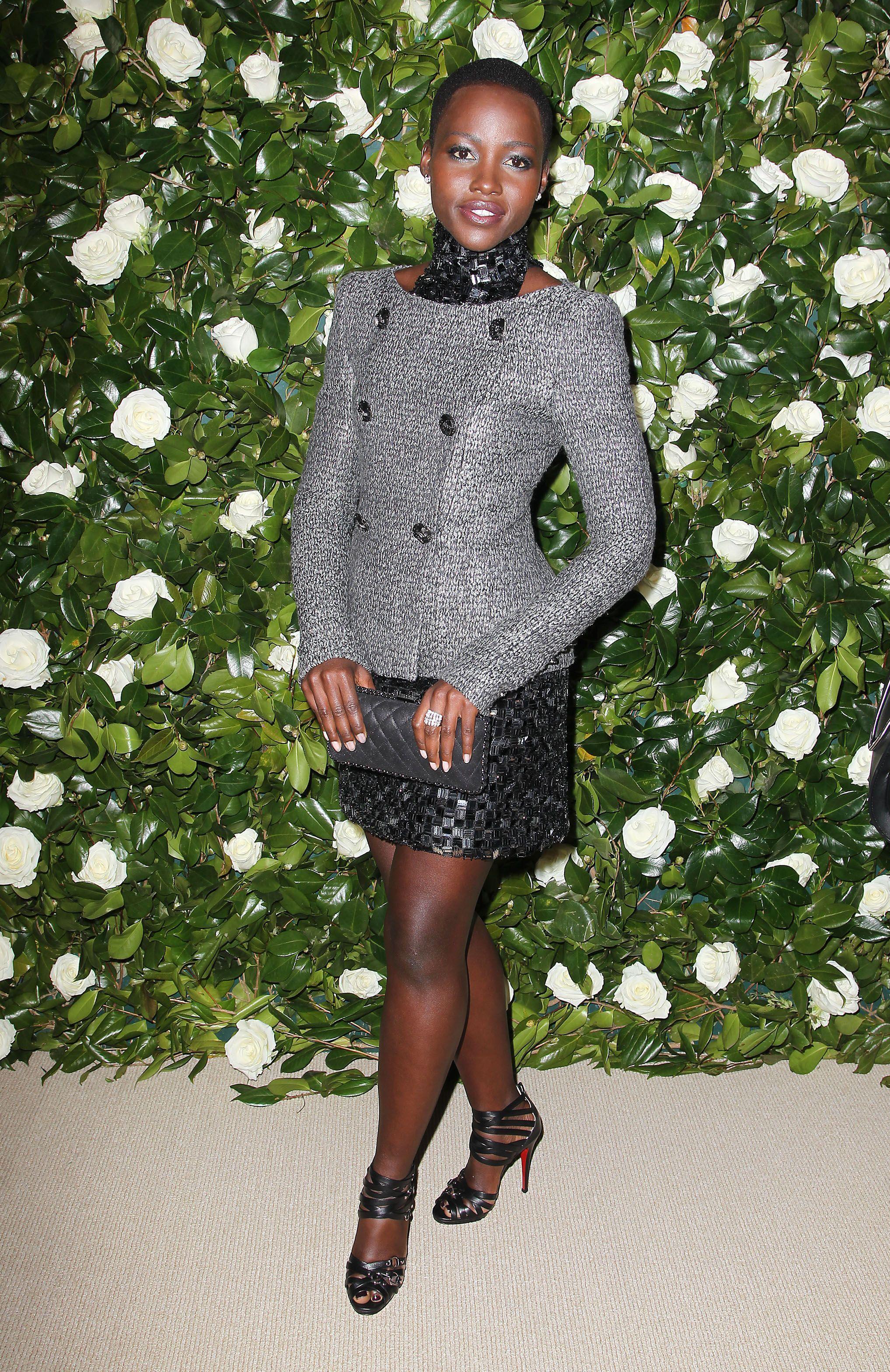 Lupita Nyong'o | Street style chic, Nice dresses