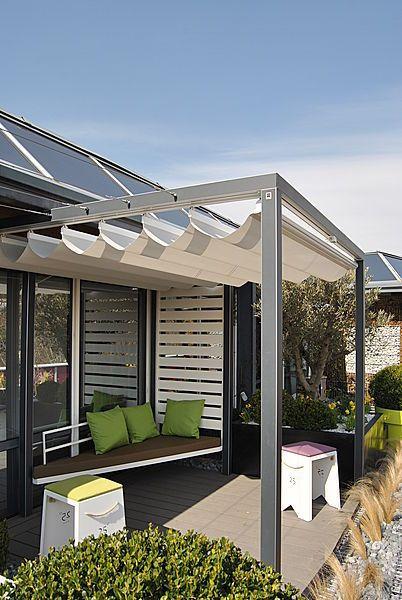 toile de pergola pergola terrasse pas cher inspirant. Black Bedroom Furniture Sets. Home Design Ideas
