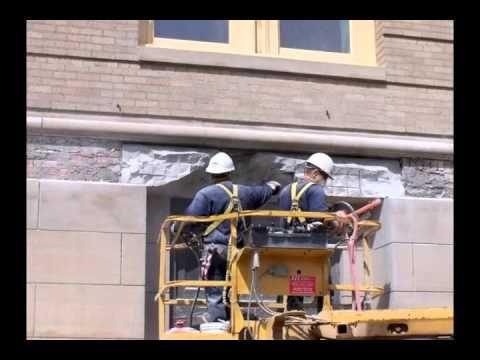 Exterior Masonry Restoration - Trisco Systems, Inc.
