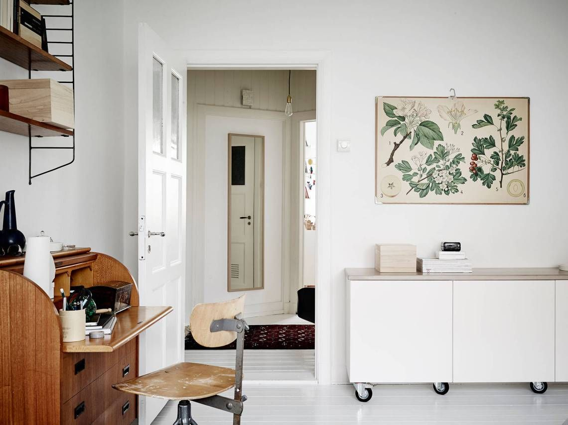 Vintage and bright white via cocolapinedesign for my