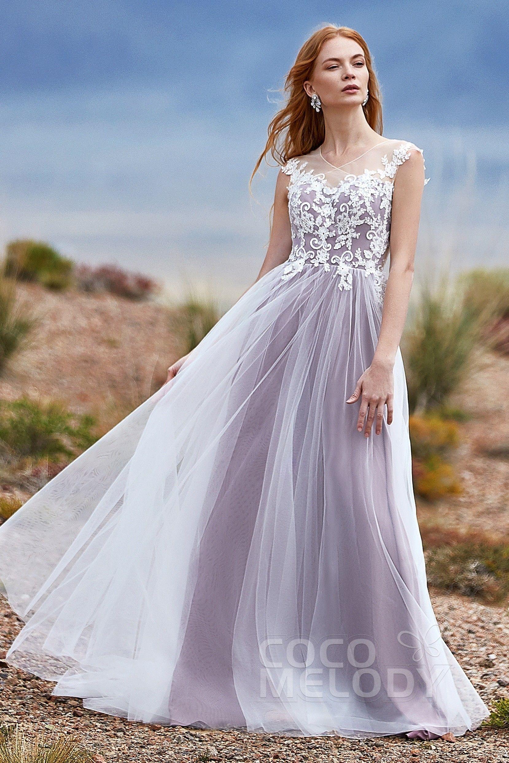 A Line Court Train Tulle Wedding Dress Ld5846 A Line Wedding Dress Gothic Wedding Dress Aline Wedding Dress