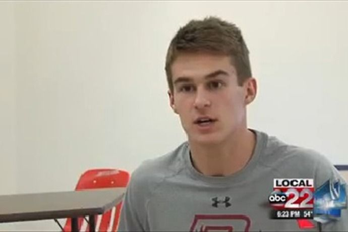 Local 22/44 Athlete of the Week: Richard Lowrey ...