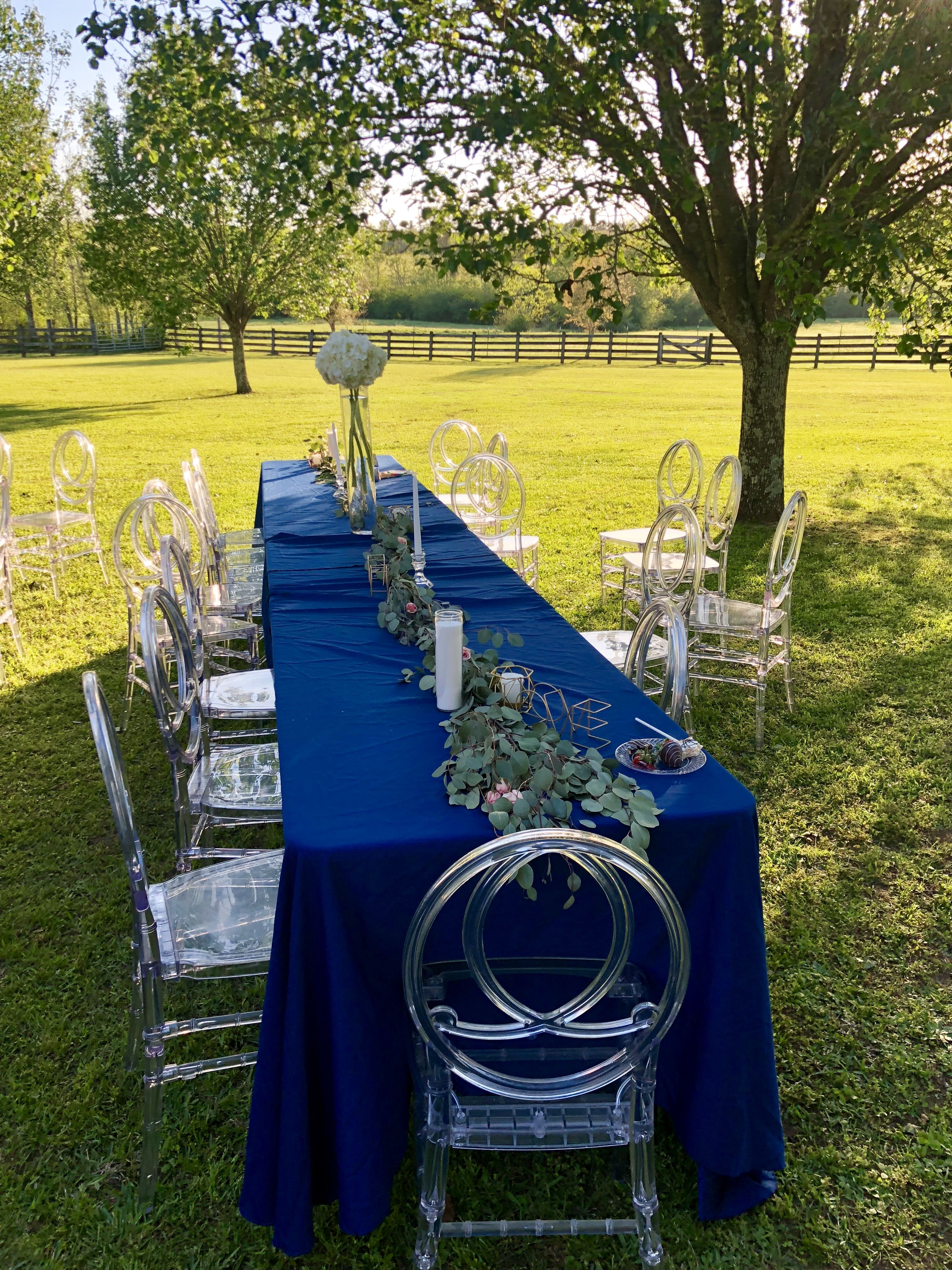 The Rustic LLC | Modern farmhouse table, Decor, Floral garland