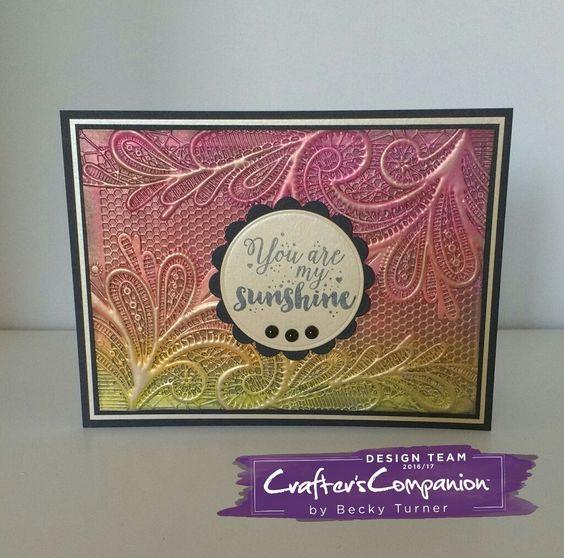 Crafter's Companion Ornate Lace에 대한 이미지 검색결과