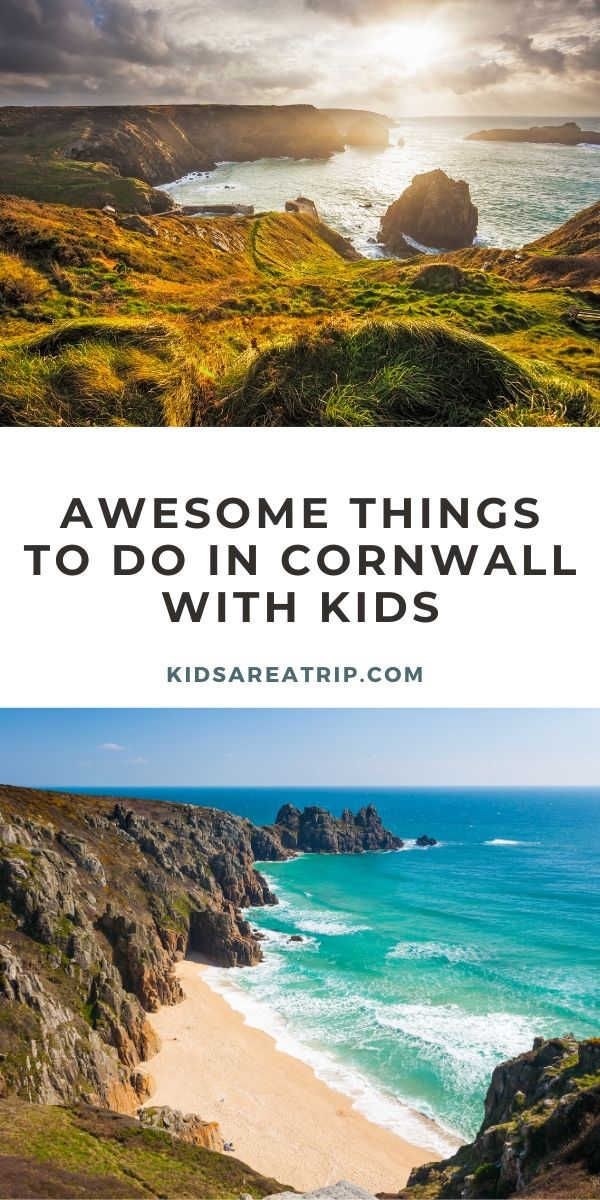 Awesome Things to Do in Cornwall with Kids -   19 holiday Destinations usa ideas