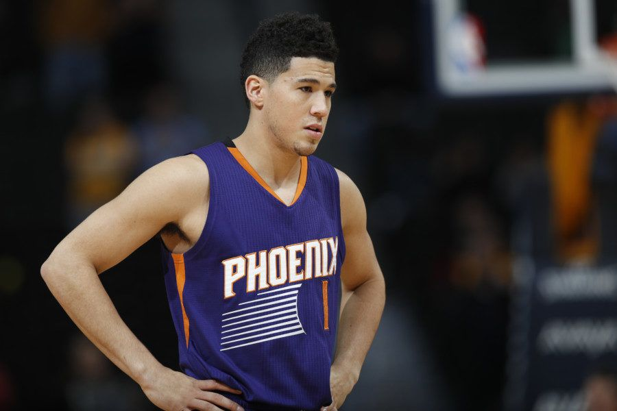 Putting Devin Booker's season into perspective = To say that people keep shoveling coal into the engine of the Devin Booker Hype Train since the start of 2016 would be an understatement. SB Nation's Tom Ziller used him as the centerpiece to say.....