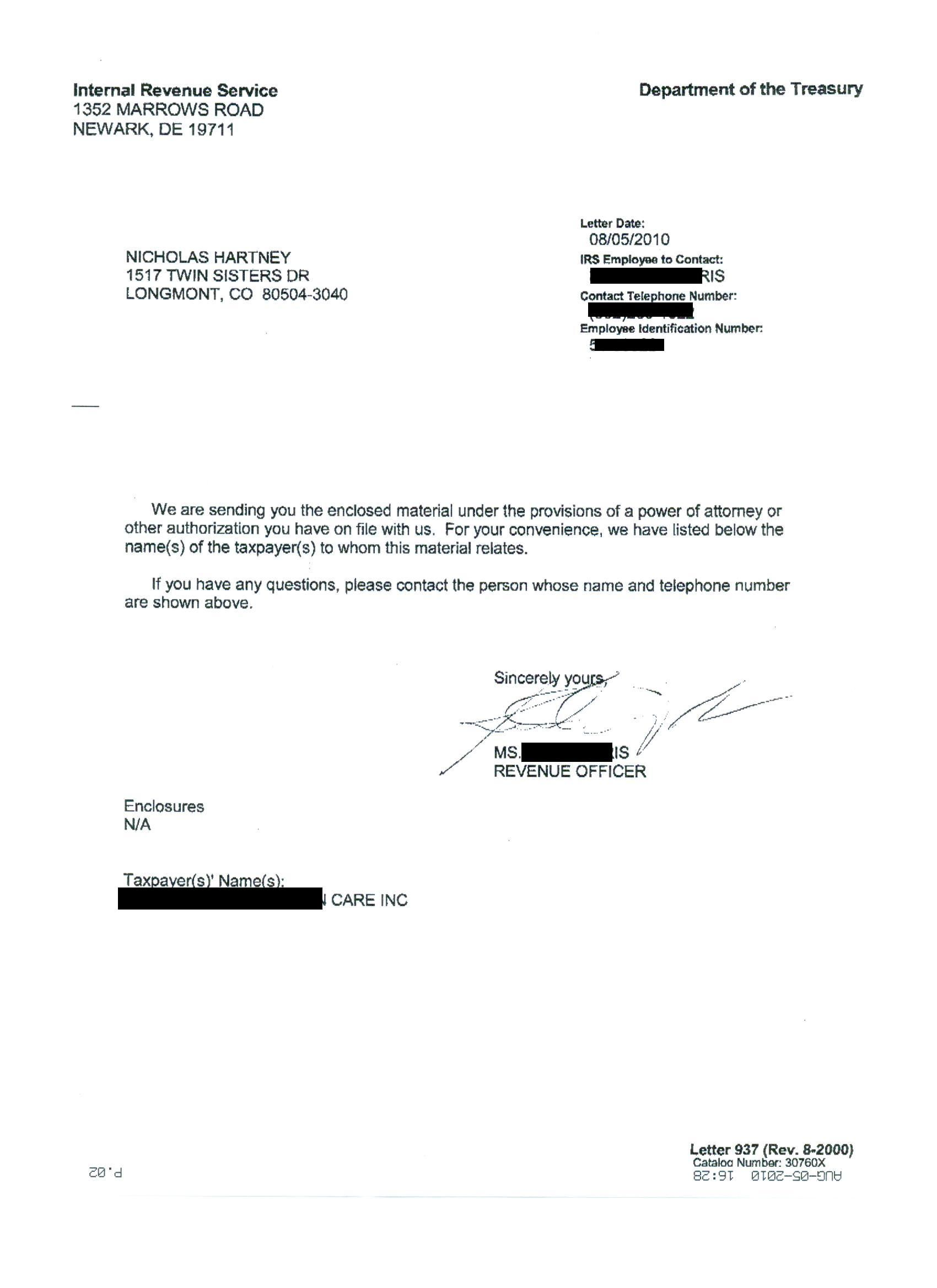 Certification Letter Request Irs Cover Tips Templates Wrcvfd With