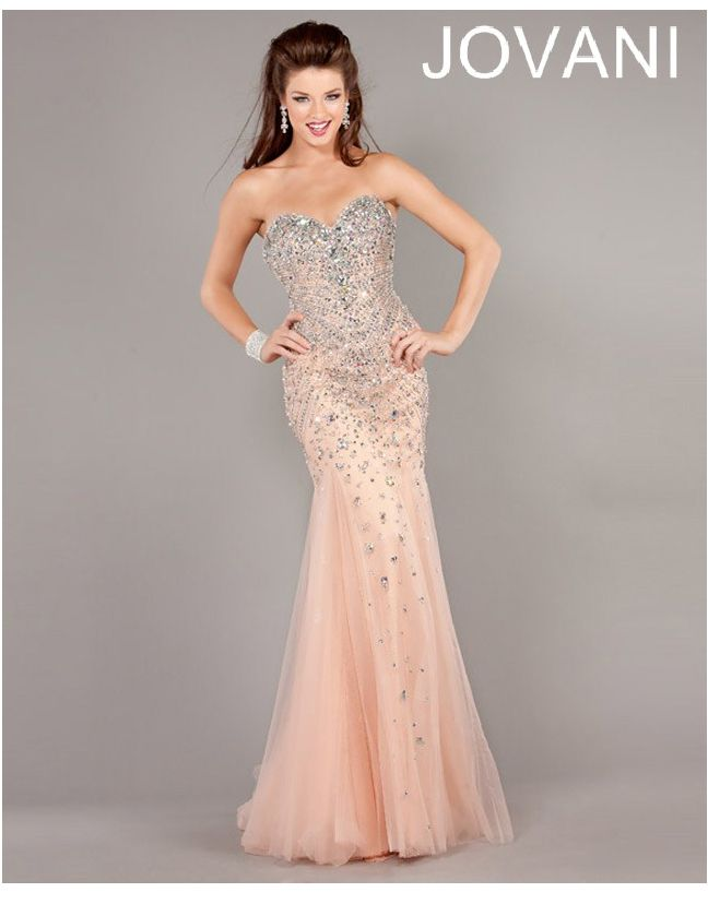 77d497aaa796 Jovani 2013 Black Gold and Blush Silver Strapless Sweetehart Mermaid Gown  with Beading and Sequins 6837 | Promgirl.net