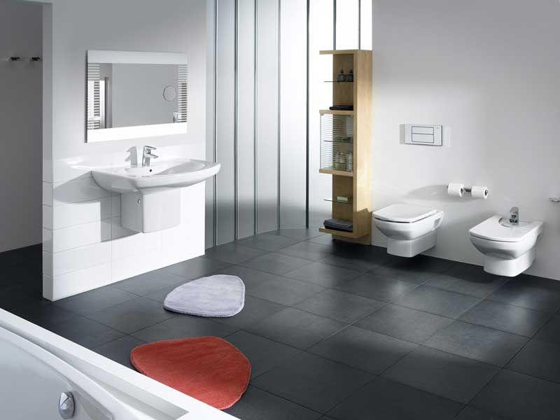 Sanitarios Roca Serie Dama Senso Suspendido Sanitarios Roca - Clean the bathroom in spanish