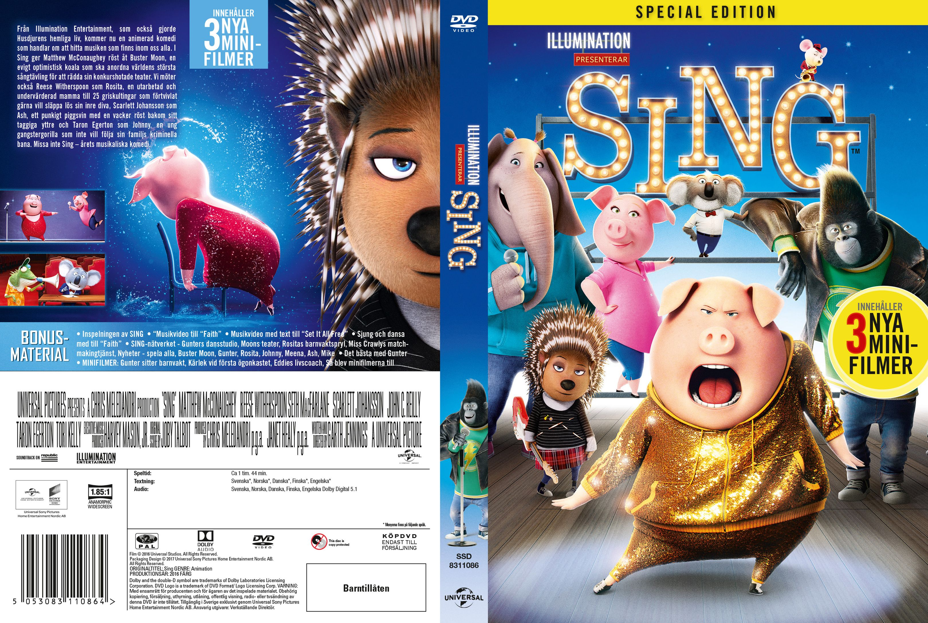 watch sing 2016 streaming online for free | download- digital [hd