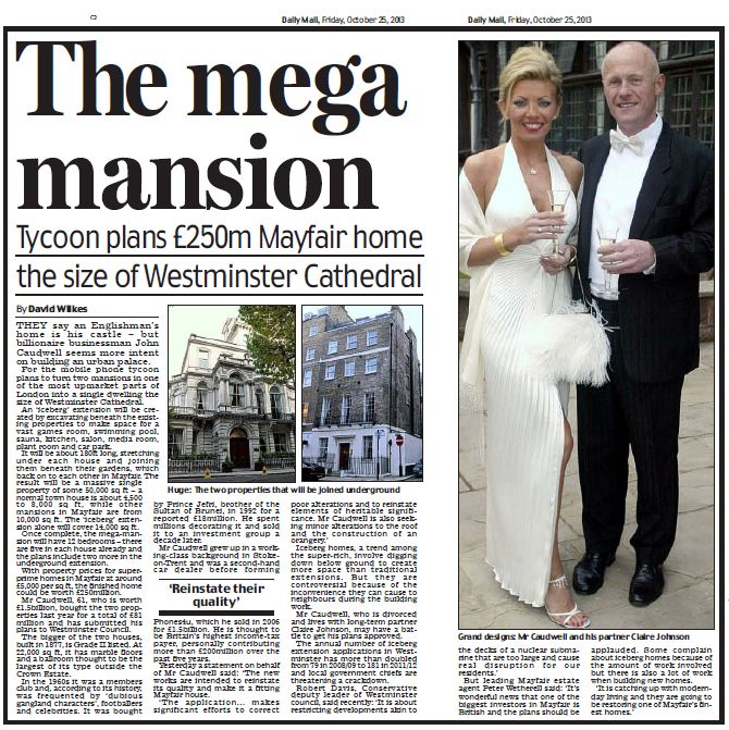 Tycoon plans mansion expansion | Cuttings | The expanse, How to plan