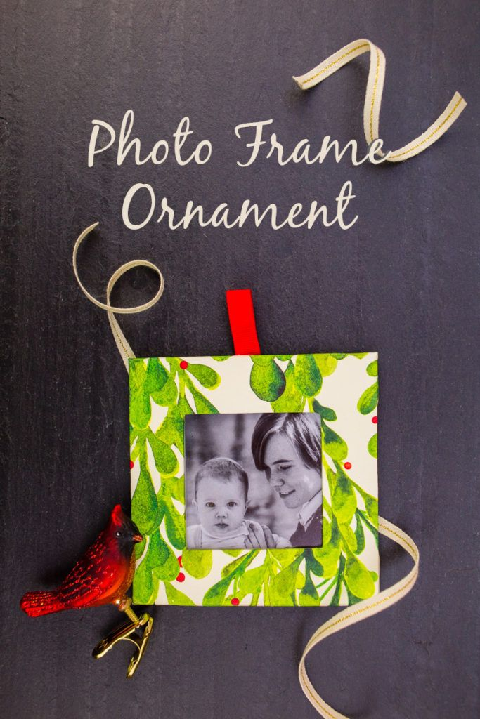 141216_photoframeornament002title Photo frame