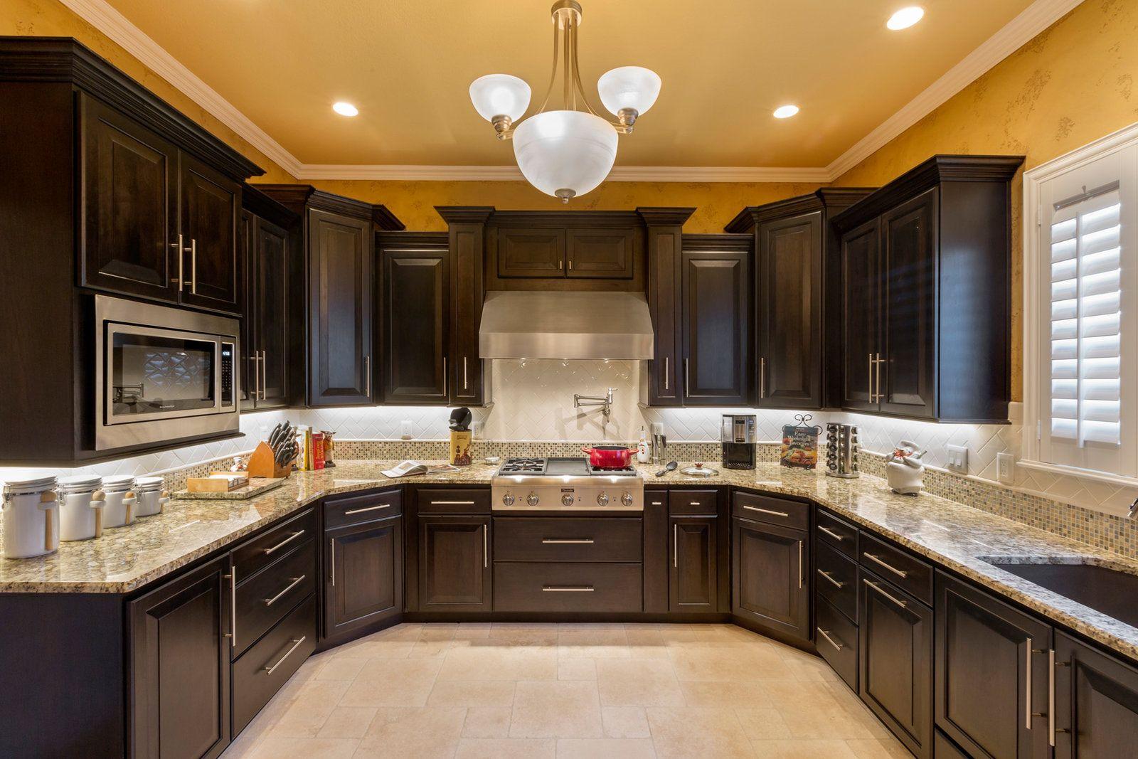 traditional kitchen giallo fiorito granite counters dewils traditional kitchen giallo fiorito granite counters dewils cabinets cherry wood style vanport