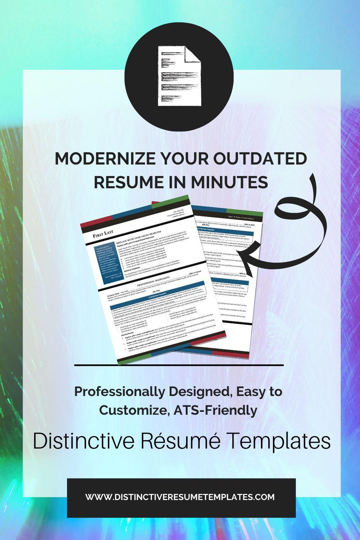 Elegant Resume Templates in 2020 Resume templates