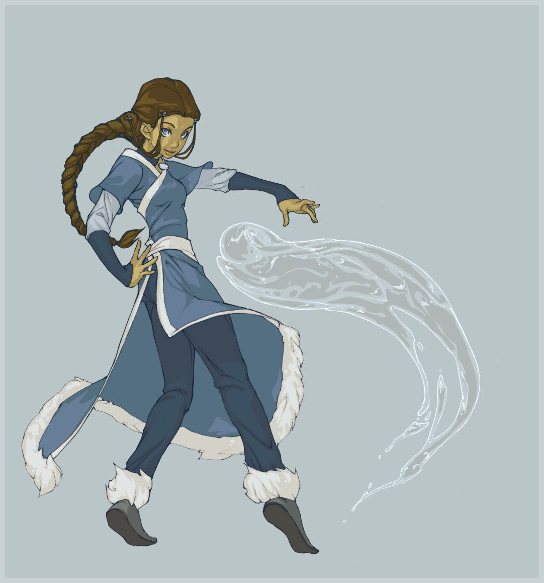 The Last Airbender All Avatars: ATLA - Katara: Avatar Last Airbender