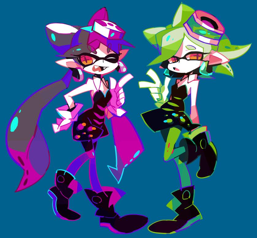 squid sisters vocaloid box