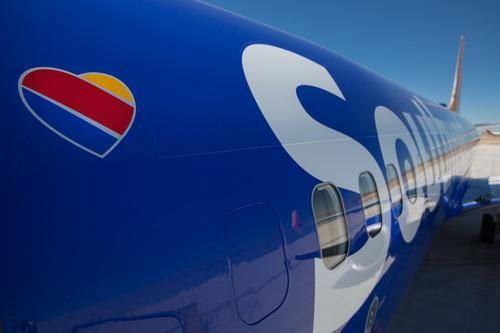 Southwest Airlines Makeover New Logo New Colors New Heart New Aircraft Southwest Airlines Southwest Air