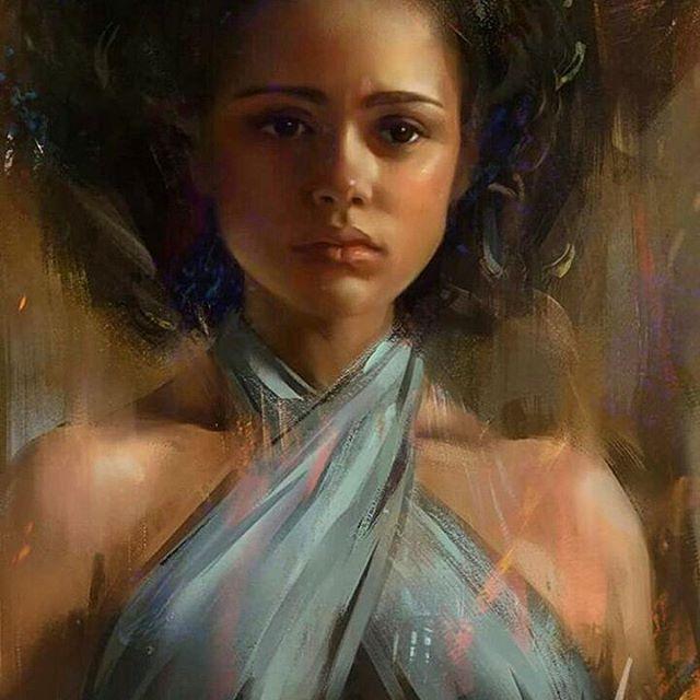 Missandei Of Naath By Avvart Artwork Game Of Thrones Art Artist