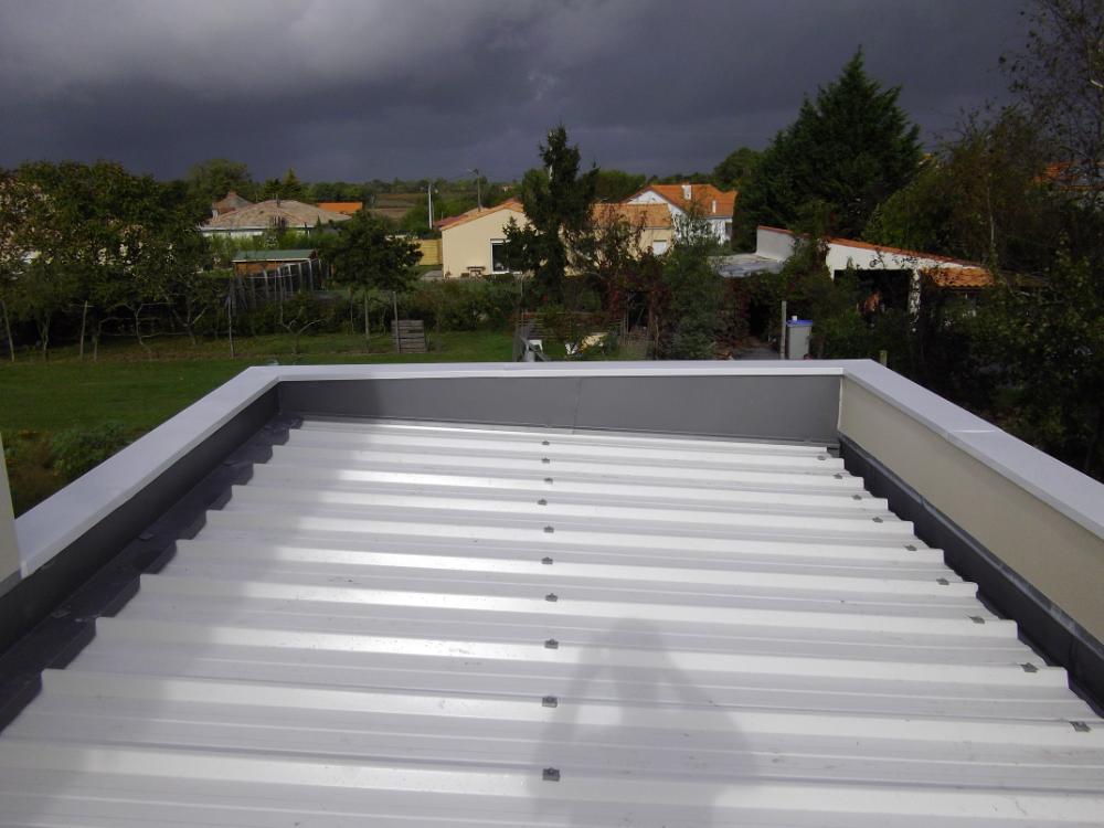 Gouttiere Toit Plat Recherche Google Flat Roof Outdoor Decor Outdoor