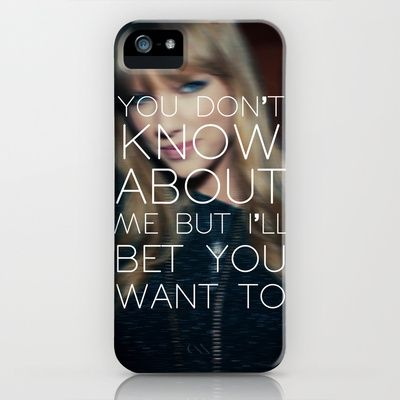 you want to iPhone Case by tswiftdaily - $35.00