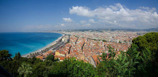 Exploring Nice In The South Of France A Flaneur In The Old Town