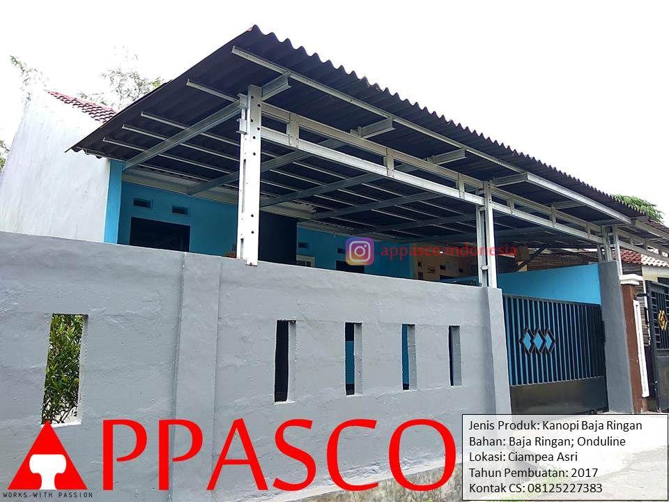 jenis produk baja ringan pin by appasco on kanopi minimalis outdoor decor