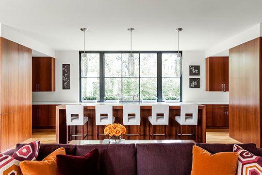 Contemporary kitchen - Ellerman Homes
