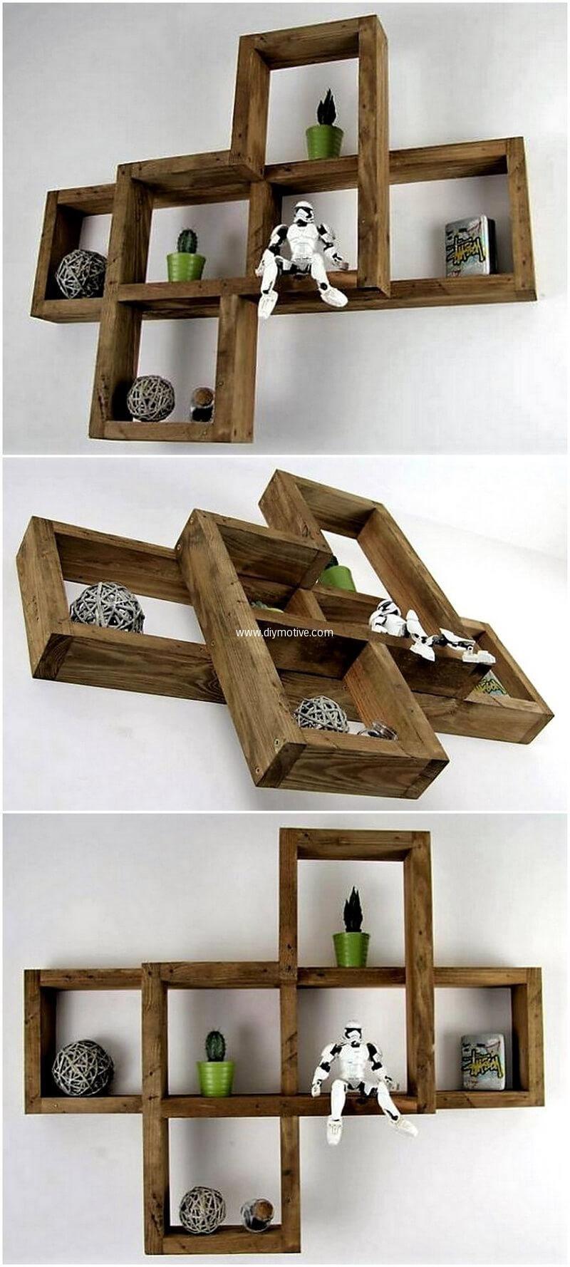 Interesting Pallet Reusing Ideas To Enhance Home