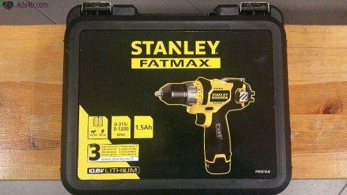 Aparafusadora Stanley Vendo aparafusadora stanley nova na caixa, prenda de natal