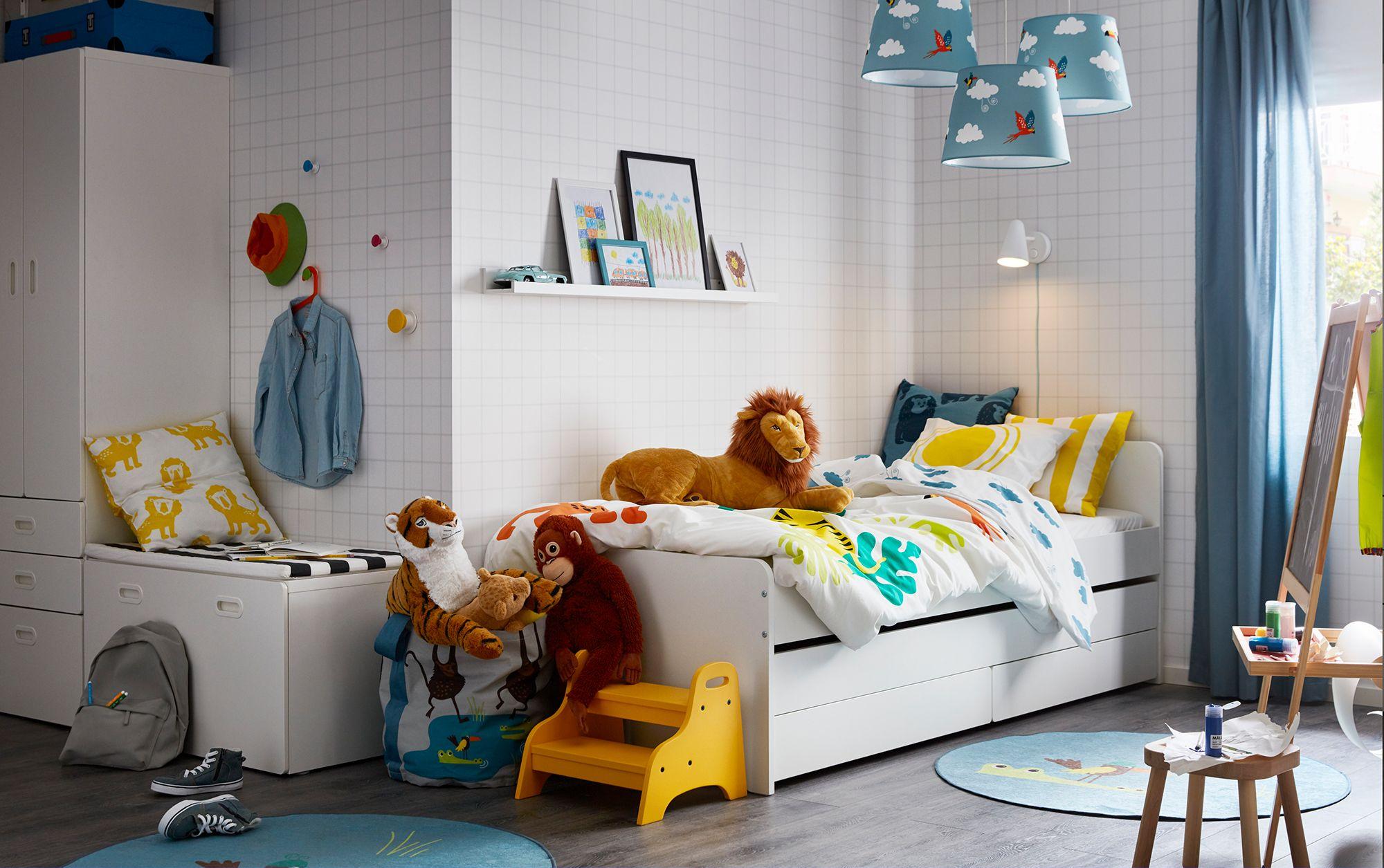 Ikea Kids Bedroom Designs