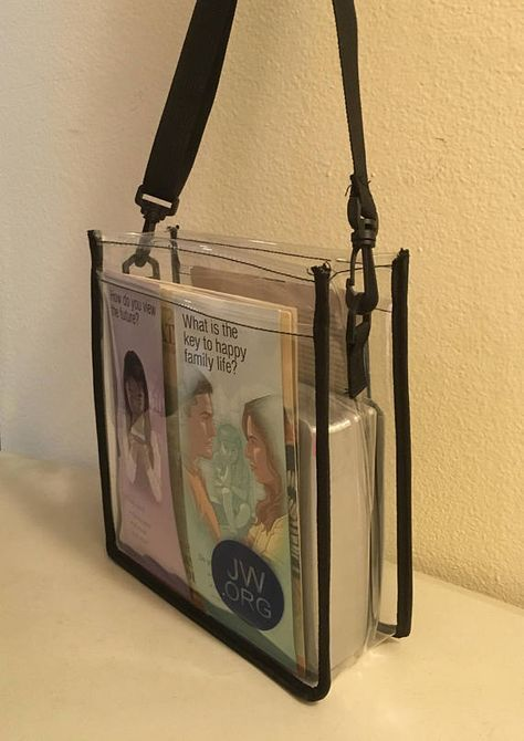 Jw Ministry Bag