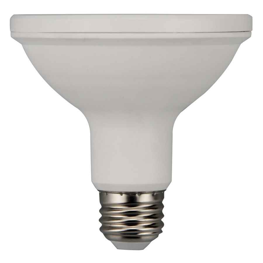 Utilitech 75w equivalent dimmable warm white par30 shortneck led utilitech 75w equivalent dimmable warm white par30 shortneck led light fixture light bulb workwithnaturefo