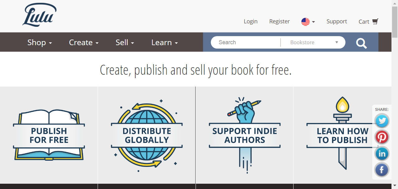 Online Self Publishing Book (With images) Online self