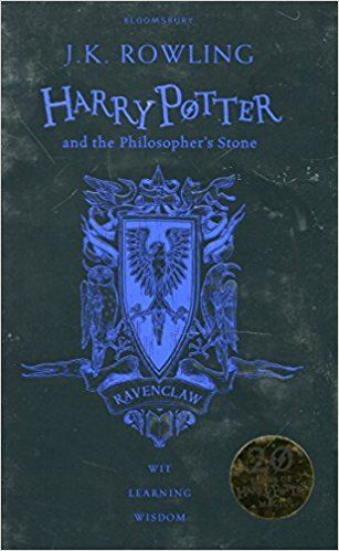 fbb1a6277e98 Harry Potter and the Philosopher s Stone – Ravenclaw Edition Board book – 1  Jun 2017
