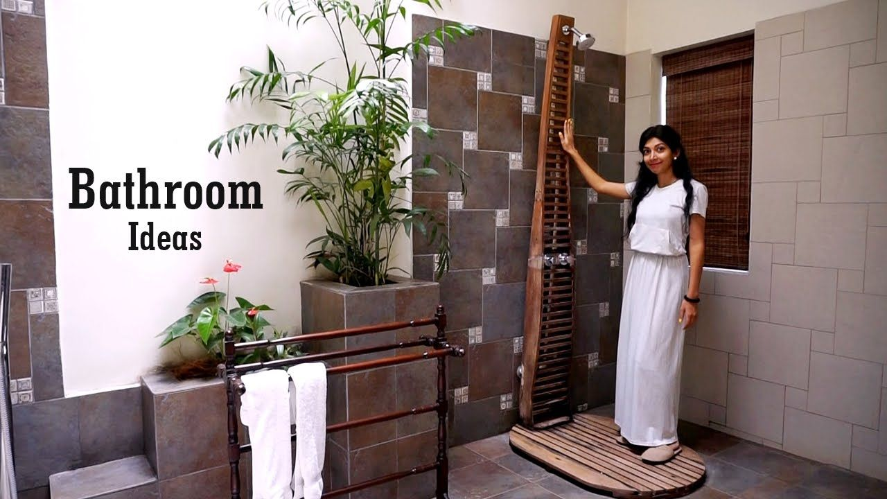 Read our best advice on designing and decorating a bathroom that works best for your lifestyle. Bathroom Design Ideas - Home Decor   Indian Youtuber ...