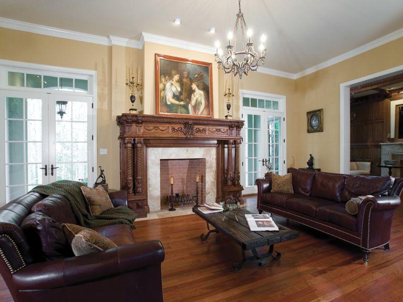 Old World, Gothic, and Victorian Interior Design: Victorian interior ...