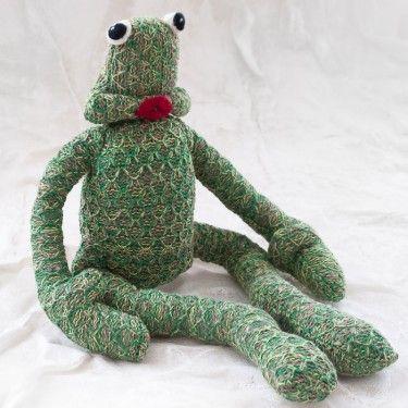 teenytini esmerelda the frog