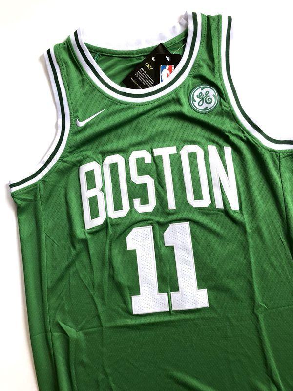 best cheap 699dd 418f6 Kyrie Irving 2018-19 Boston Celtics Jersey (Green) - Mens M ...