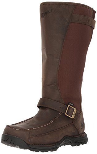 4b8ee379 Danner Mens Sharptail Snake Boot 17 Inch Dark Brown Hunting Boot 95 DM US  *** More info could be found at the image url. (This is an affiliate link)  # ...