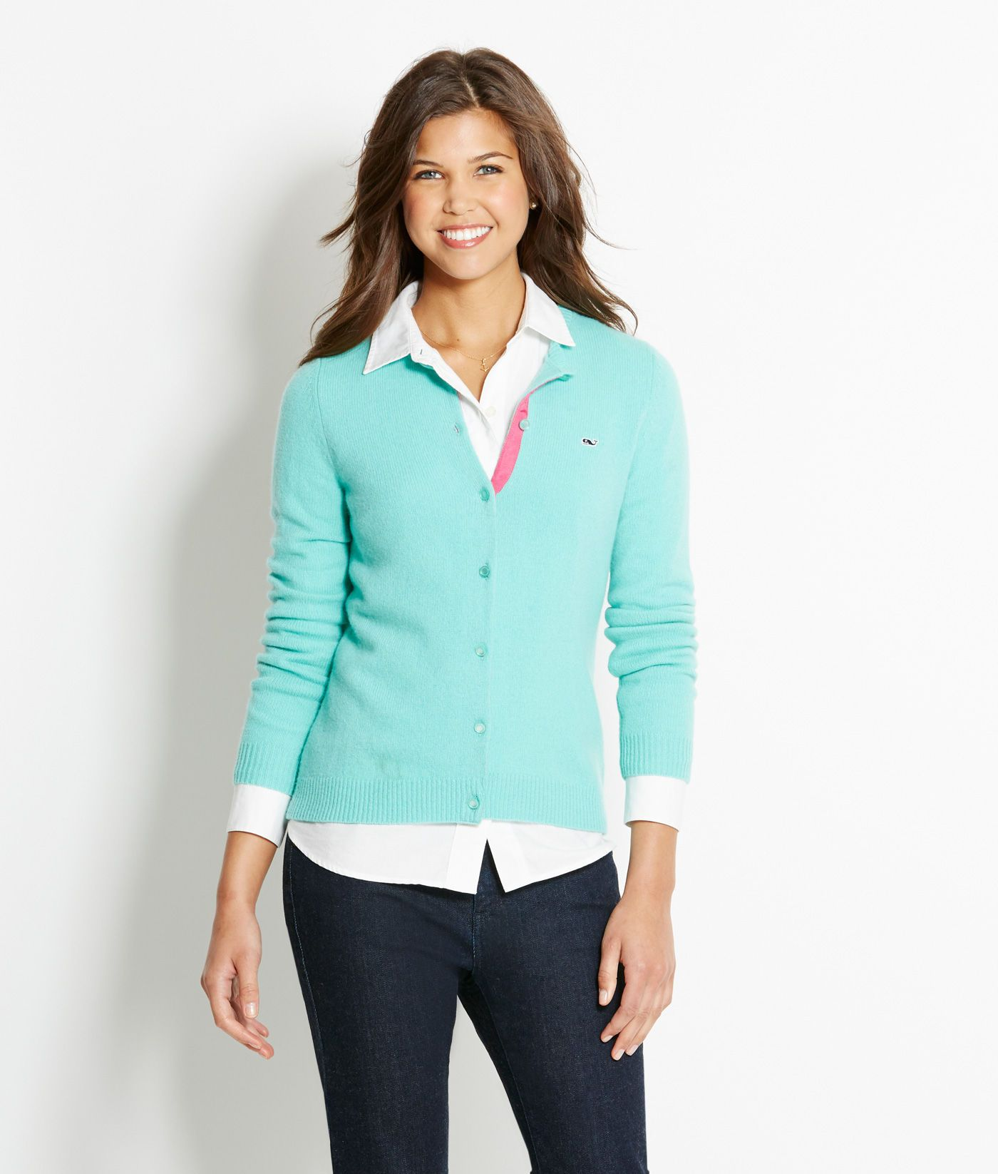 Shop Sweaters: Shetland Cardigan for Women | Vineyard Vines | My ...
