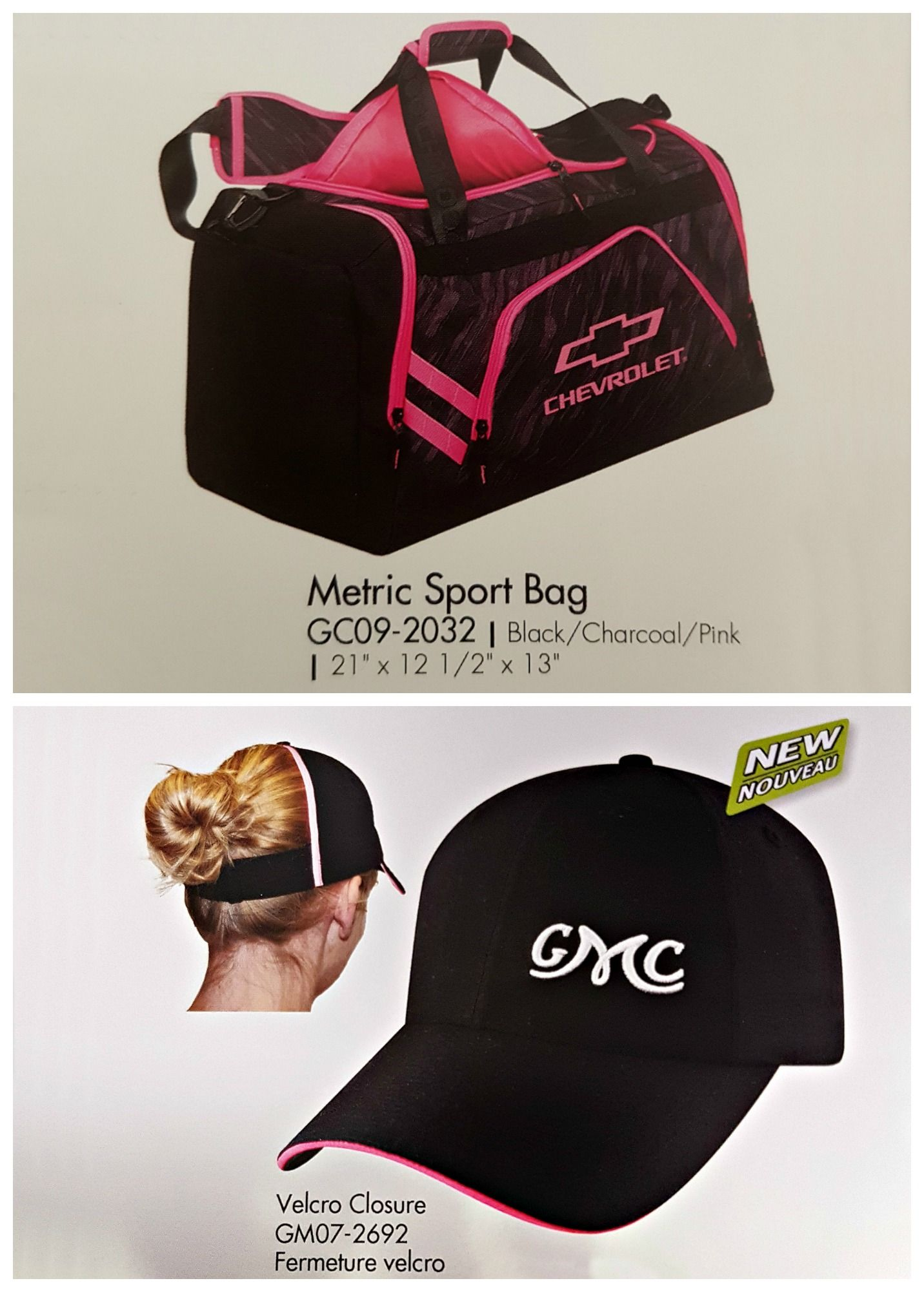 Win For Your Mom On This Mother S Day Here S Your Chance To Win A Free Oil Change Beautiful Ladies Gym Bag And Open Back Cap Gym Bag Bags Beautiful Women