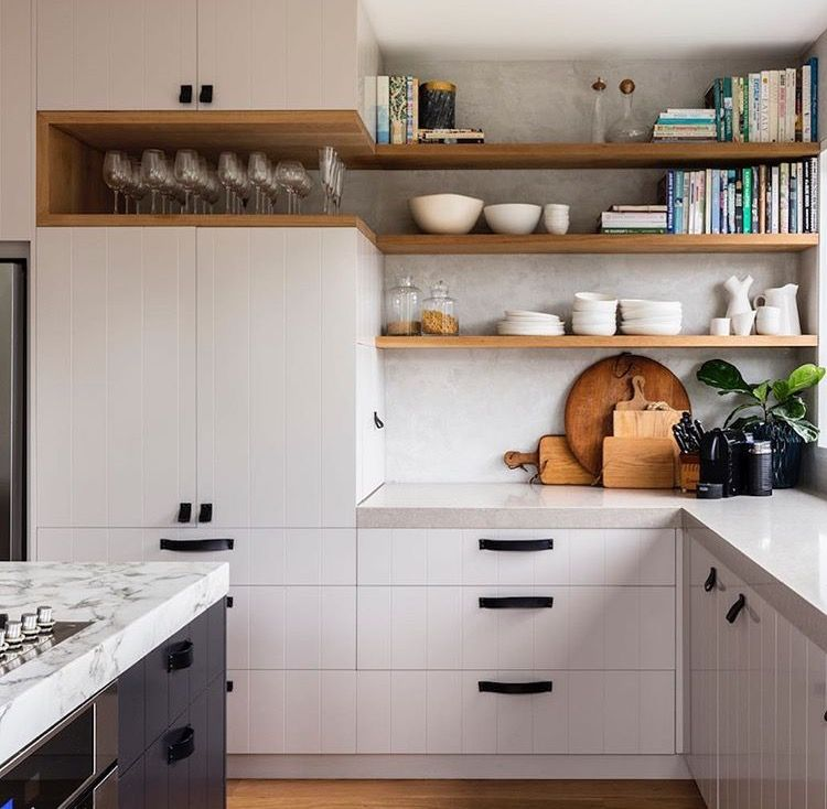 того, кисель кухня с открытыми шкафами фото катера, который